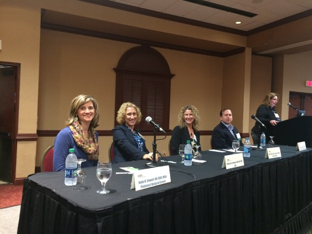 Speaker Panel at 2015 SC HIMSS Fall Conference